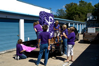 Carterville Free Fair  - Parade, Ping Pong Drop, Kiddy Car Race.