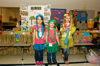 Thinking Day for the Williamson County Girl Scouts