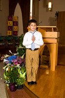 St. Francis Xavier First Communion
